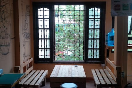 7 minutes to Railway Hanoi ($6) Magic Dormitory - Hanoi