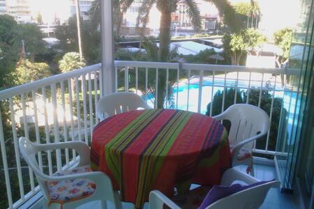 Apartamento en la playa / Beach apt - Benidorm
