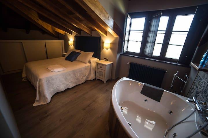 Ven y relájate en Casa Pacho, APART. 5 - Luarca - Apartemen