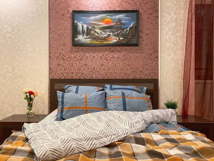 Уютная 2-х комнатная квартира в центре Астрахани!