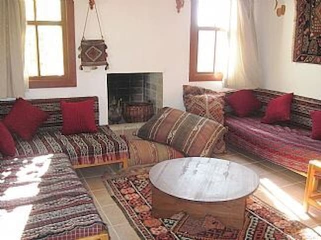 Peaceful villa with mountain views - Dalyan - Rumah