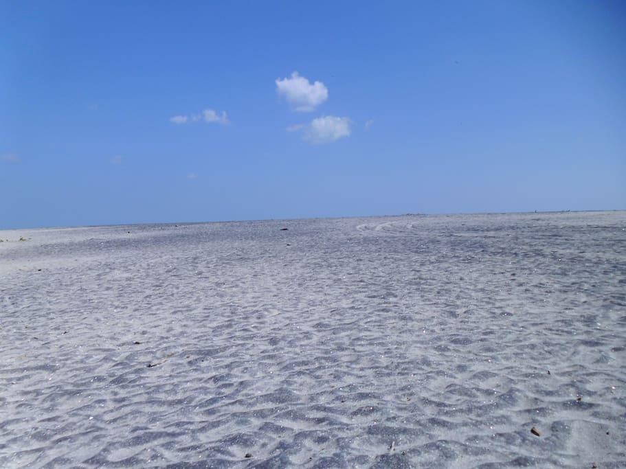 Playa Coronado,Océan Pacifique..