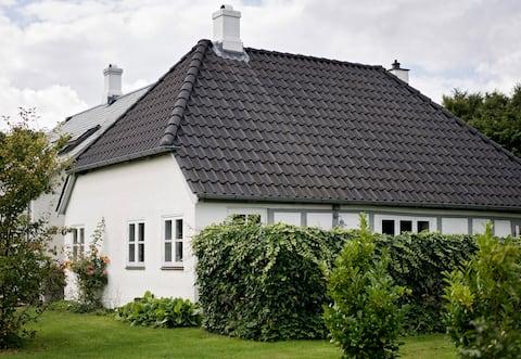 Eget hus på den skønne ø Thurø med skov og strand