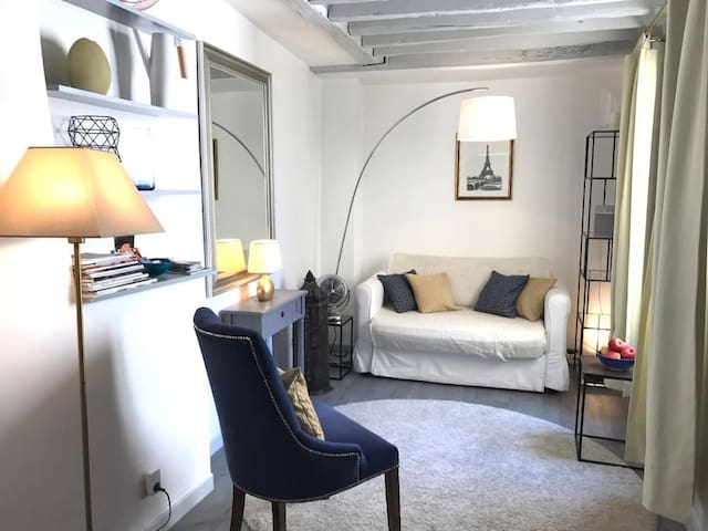 Lovely Apartment in the Heart of Paris