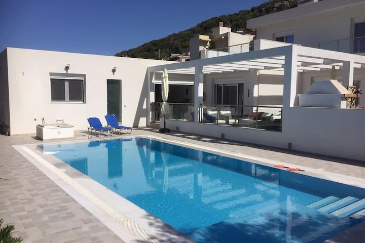 Vacances paradisiaques en Crète