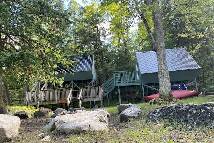 Moonlight Bay Treehouse Campsite
