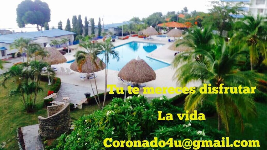 Apartamento de Playa en Coronado - Panama