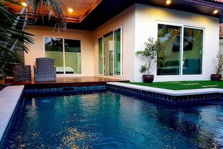 Outdoor privacy at the exclusive View Talay Villas
