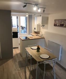 logement avec cours privative centre ville Langres