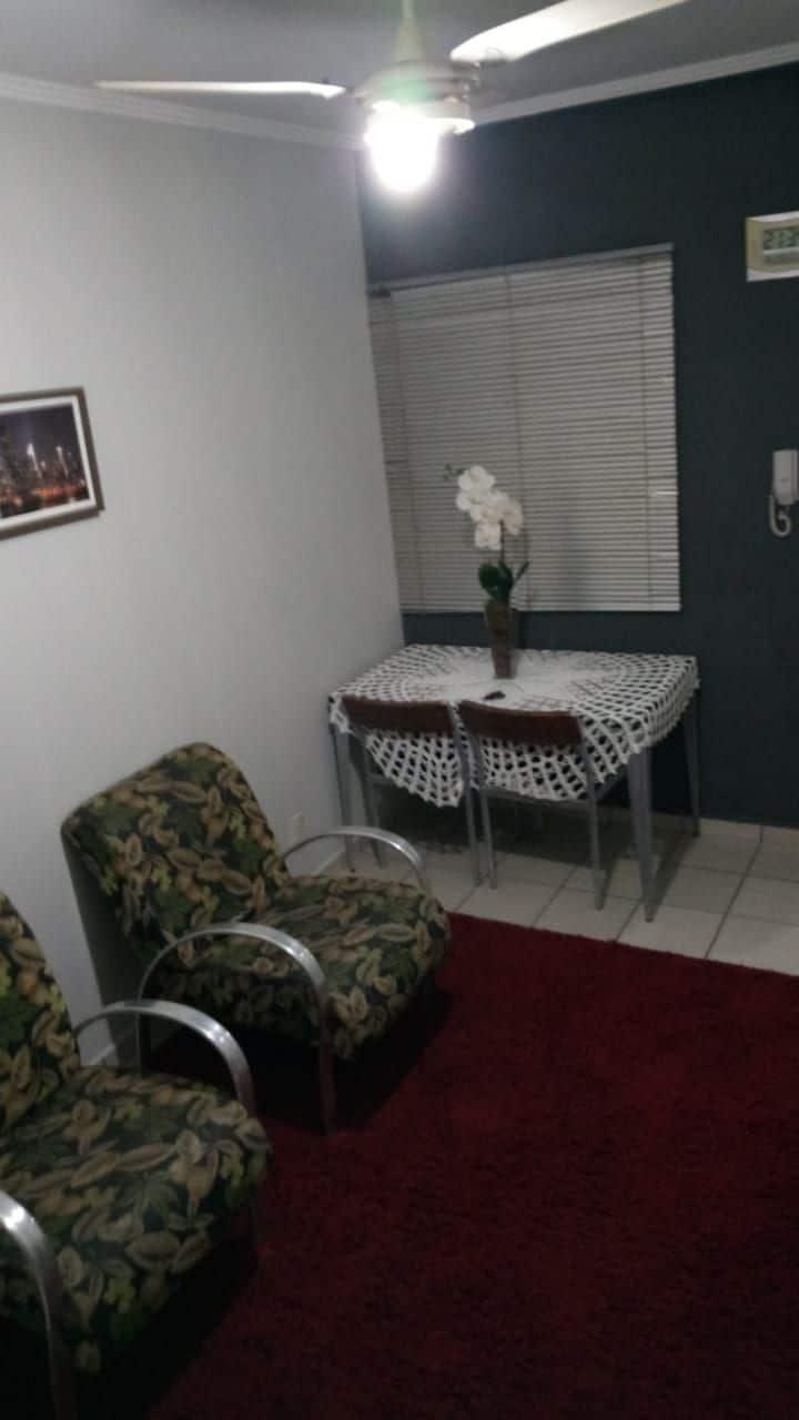 Apartamento Aconchegante de fácil localização