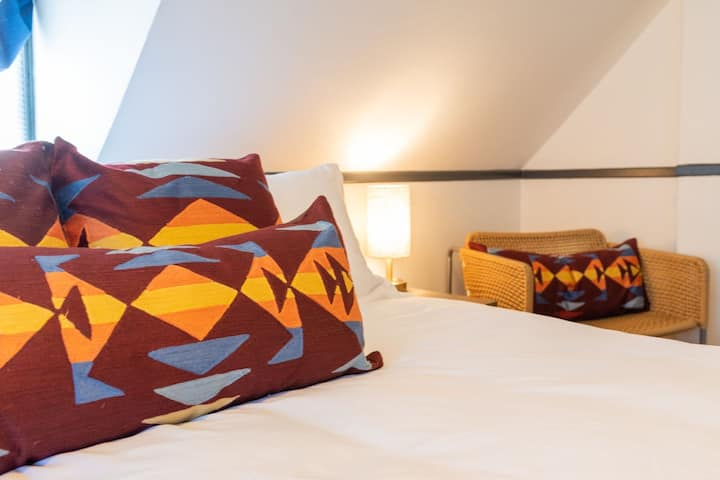 Luxury King Room At Rockport Boutique Hotel