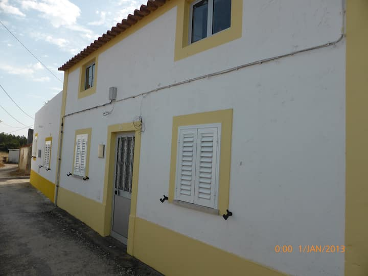 Rustic Portuguese House