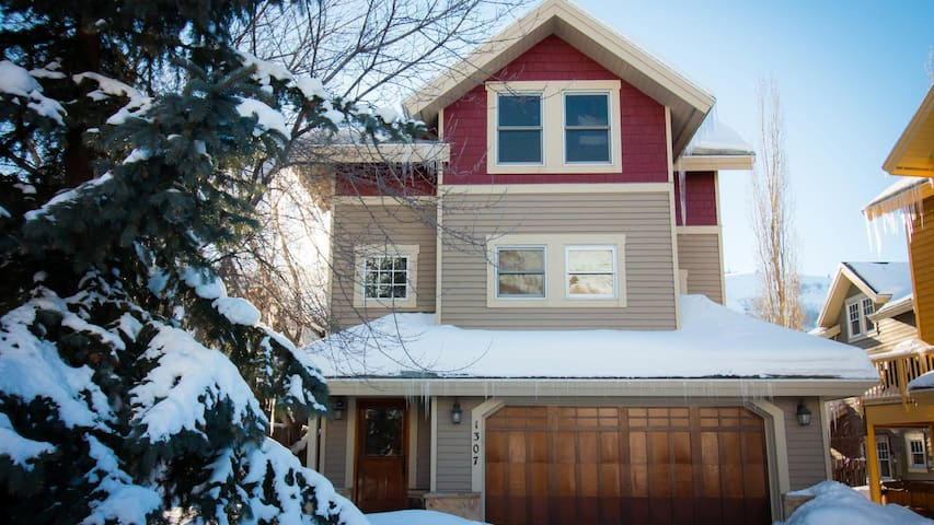 Beautiful Old Town Park City 3 Bedroom Home