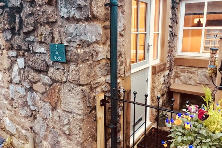The Nook, a cosy cottage in historic Settle