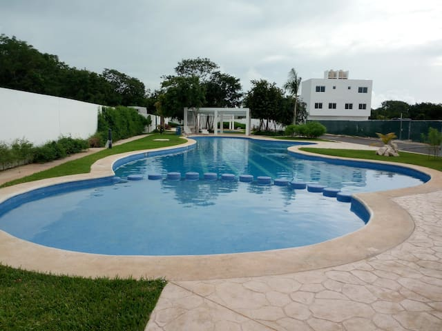 Beautiful house close by Caribean Sea