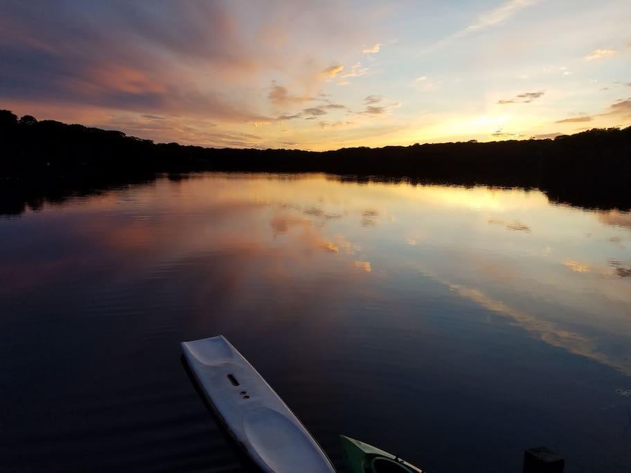 Spectacular Water Views Swim Kayak Nature Cottages