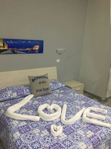 B&B Viva Napoli Matrimoniale con bagno privato