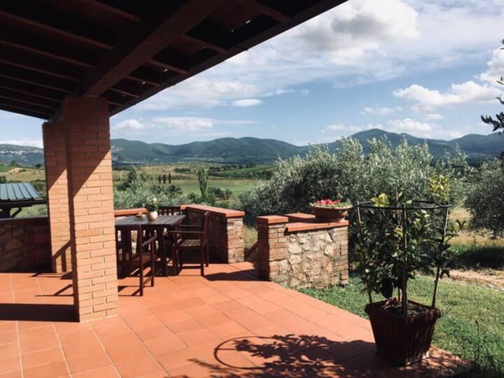 Per amanti del golf e delle bellezze della Toscana