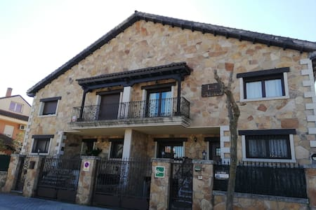 Los Alisos country house