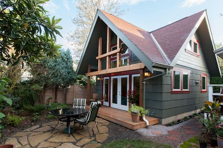 The Westmoreland Lighthouse - Private studio in SE - Portland - Gästehaus