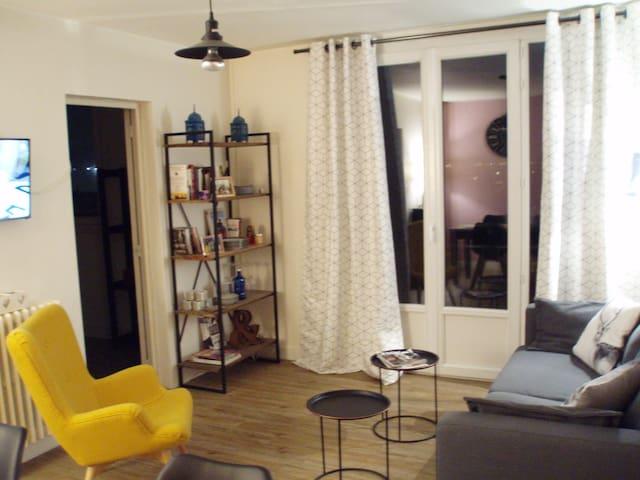 appartement centre ville abbaye aux dames - Cauen