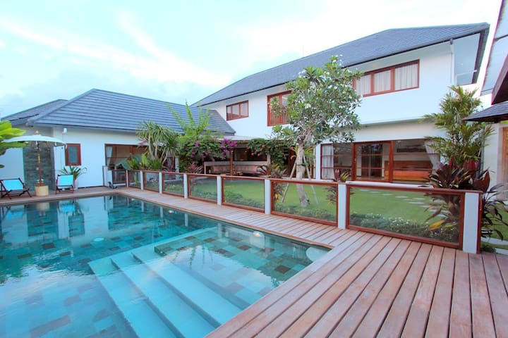 Child Friendly Villa/Canggu Beach - Kuta Utara - Vila
