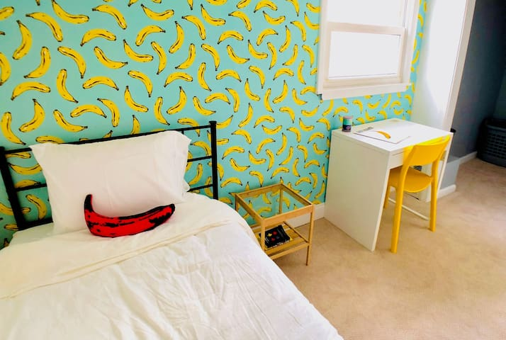 ANDY Warhol Private Room - 2 BEDS