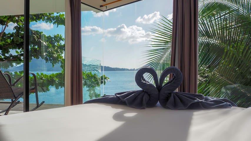 Patong Sunset Villa A102 芭东日落别墅超赞海景房