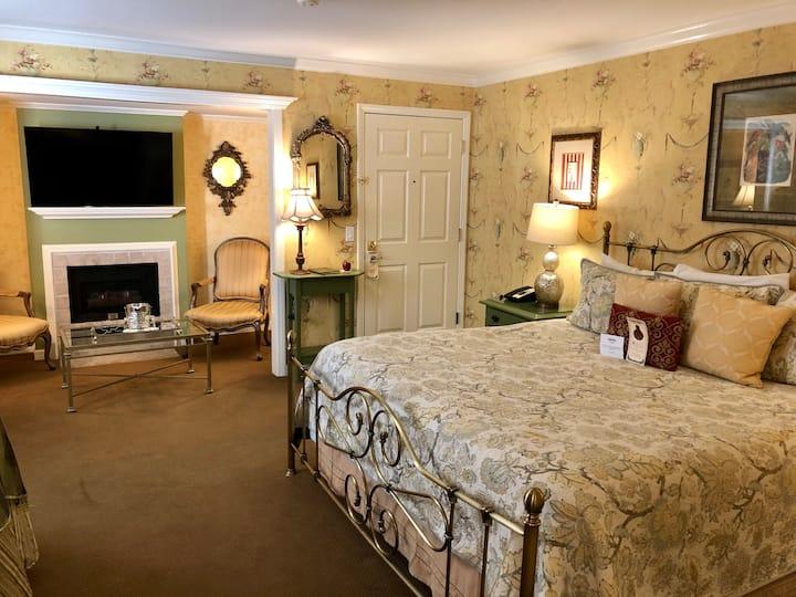 MHB- Guest Room at Apple Farm Millhouse