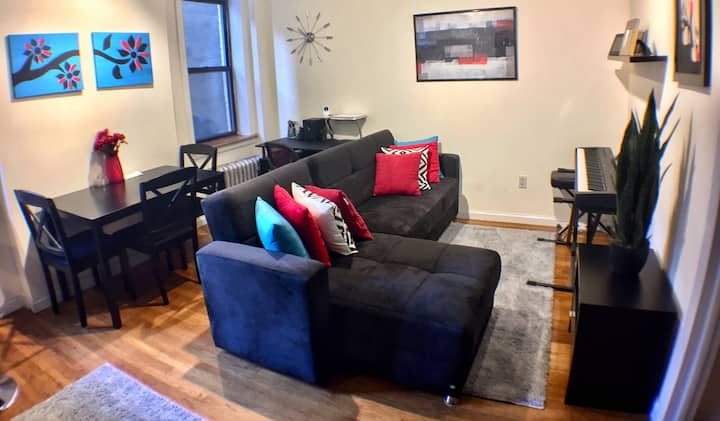 Cute Two Bedroom in Midtown East | 1-3 Mo Sublet