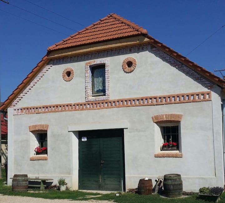 Apartmán v nejlepší vinařské oblasti Nový Šaldorf