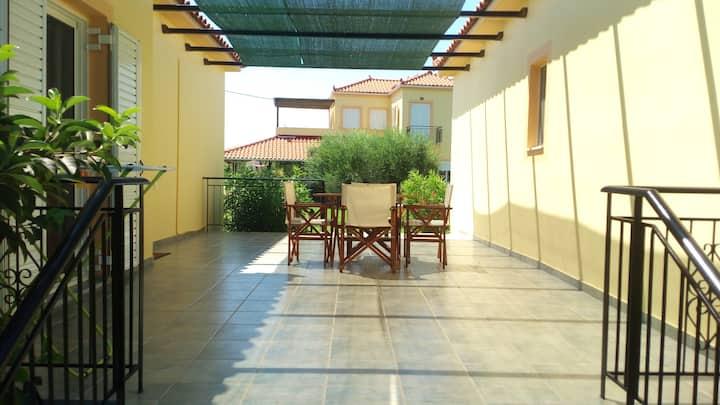 Guest Houses - ΑΝΘΟΣ 2 ενοικιαζόμενα δωμάτια