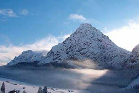 Mansarda con vista panoramica - Sappada - Ház