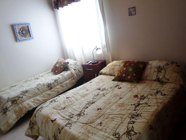 Departamento confortable en Guaymallén