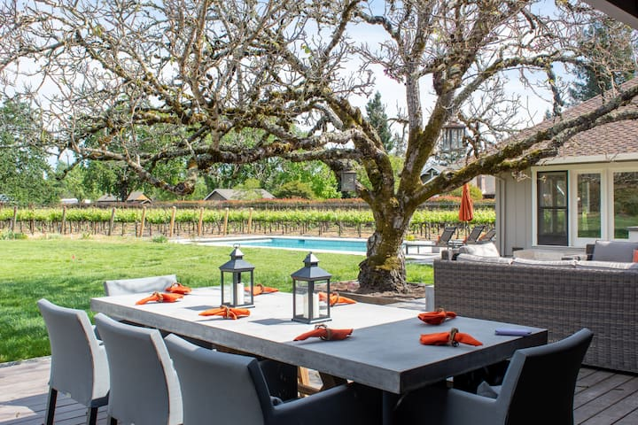 Wine Country Paradise