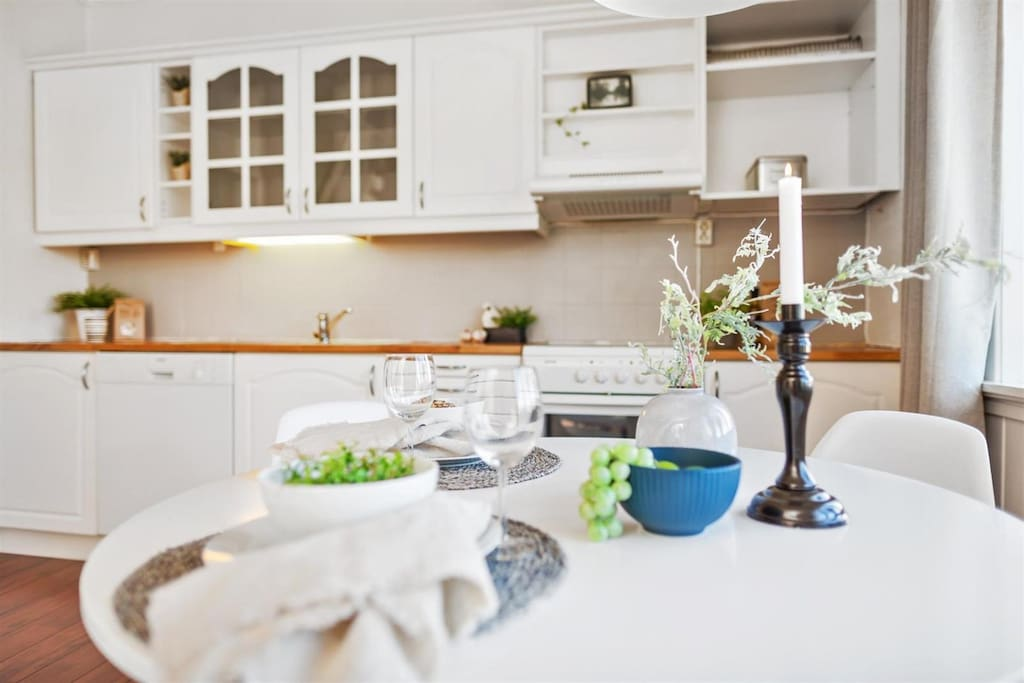 Spacy and Nice kitchen