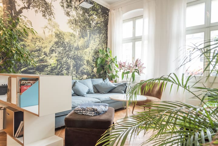 Central,bright and cosy in Bötzow Kiez - Berlin - Apartment