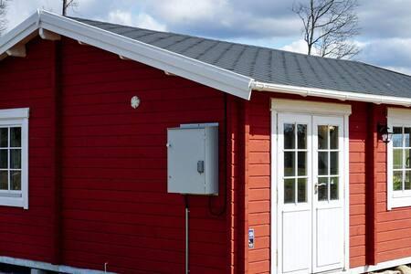 Maison de vacances pour 5 a HÄSTVEDA