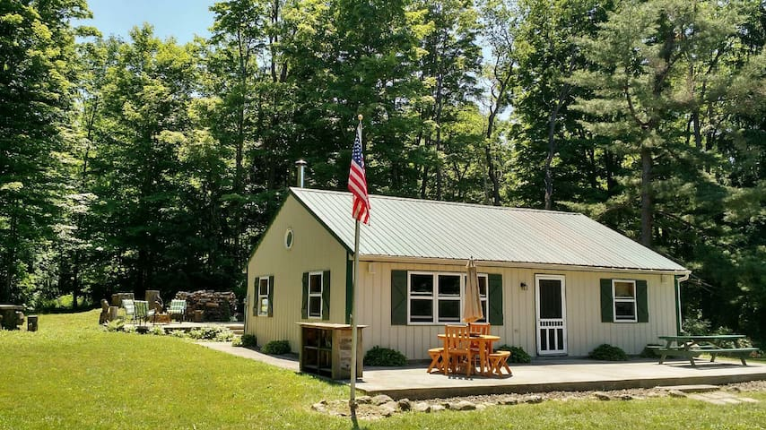 Wildwood-secluded cabin - East Aurora - Cottage