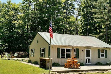 Wildwood-secluded cabin - East Aurora - Cabanya