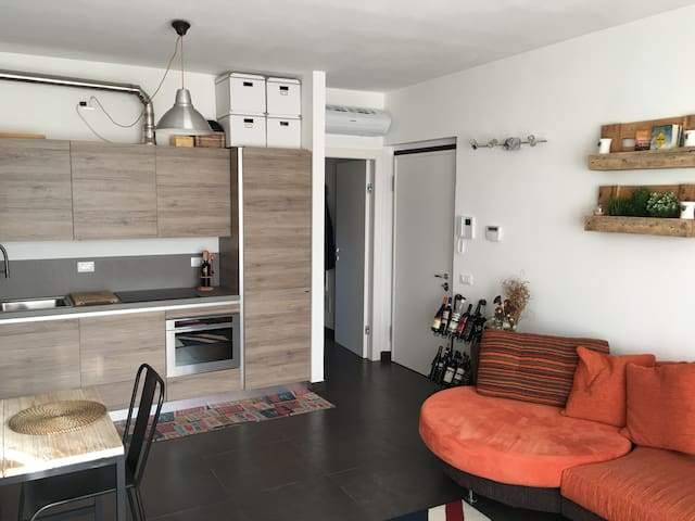 Apartment in Residence with swimming pool - Lierna - Lejlighed