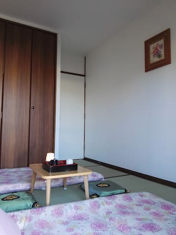 Room Tatami Double Room -202 Can book a day trip - Kita - Villa