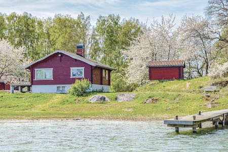 Holiday cottage with 3 bedrooms on 138m² in Nynäshamn