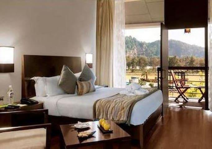 Premium Room @ Namah Resort - Uttarakhand - Boutique-hotelli