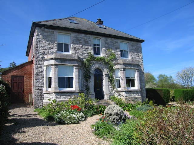 Charming Victorian B&B near Swanage - Langton Matravers