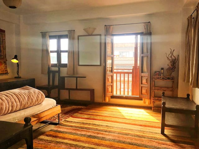 Homestay for a comfortable living at Patan.