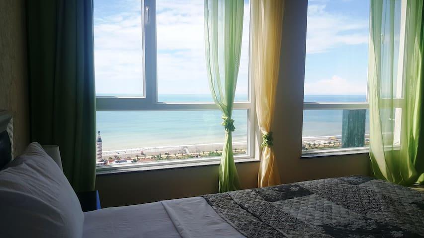 Студия с панорамным видом на море ID #635