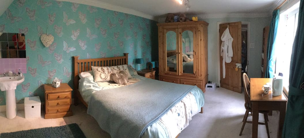 The Pine Room at The Old Vicarage