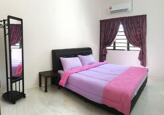 ipoh relax homestay 【单层】