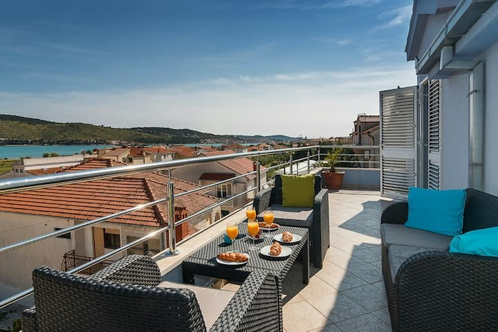 Paradise near Trogir - Trogir - Apartment